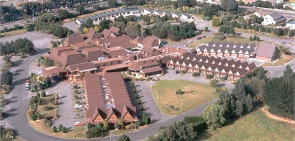 Ascot Park Motor Hotel