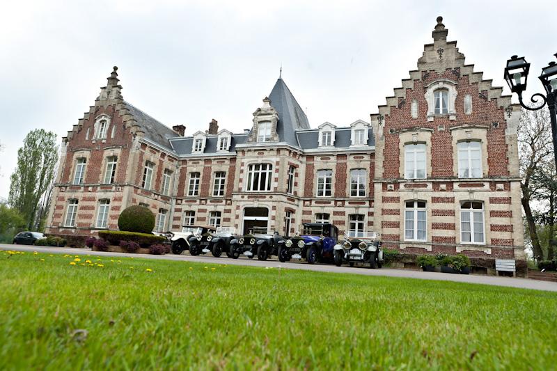 Hotel Chateau Tilques