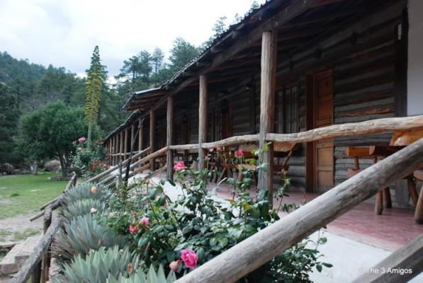 Copper Canyon Lodge