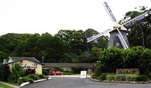 The Big Windmill Motor Lodge