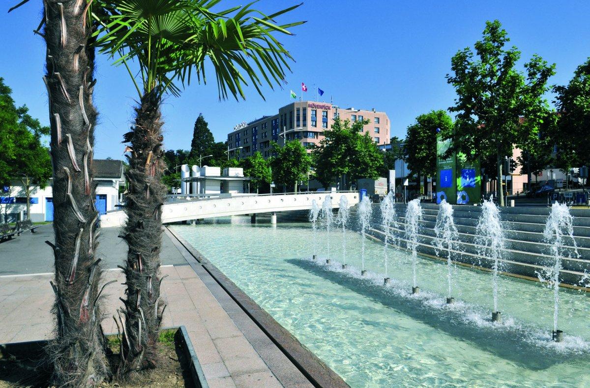 Moevenpick Hotel Lausanne