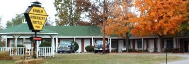Early American Motel
