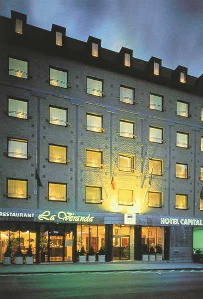 Ibis Brussels Centre Chatelain