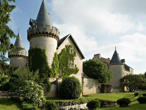 Hostellerie du Chateau de Bellecroix