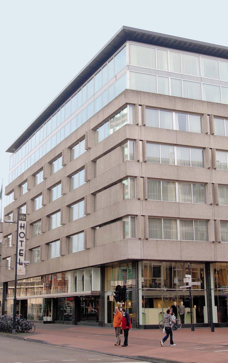 Crown Hotel Eindhoven, an Eden Hotel
