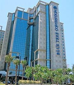 Bourbon Convention Ibirapuera Hotel