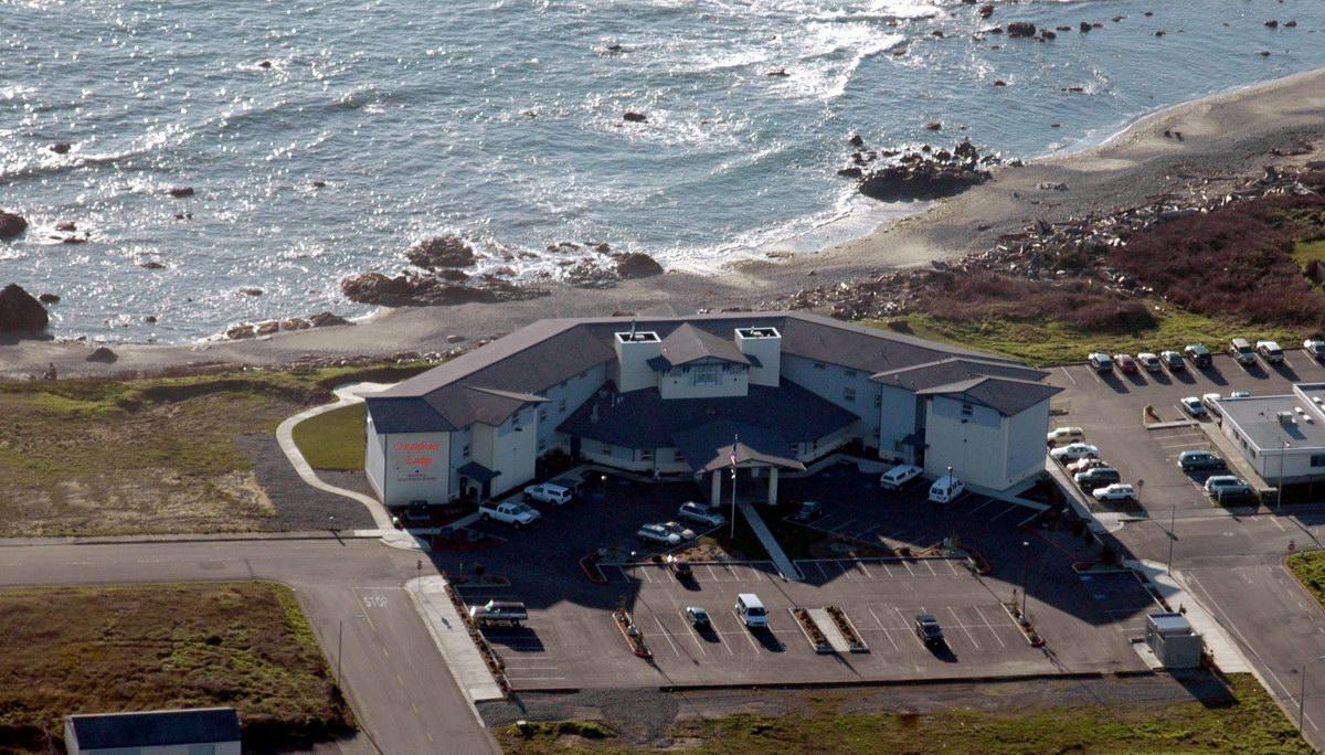 Oceanfront Lodge
