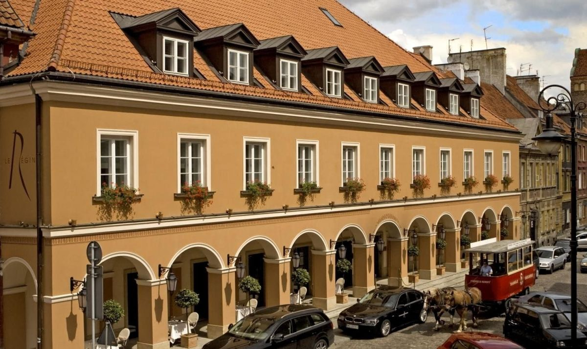 Mamaison Hotel Le Regina