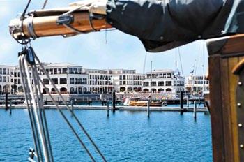 Yachthafenresidenz Hohe Duene