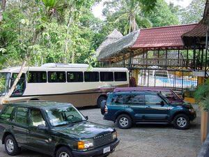 Hotel El Bambu de Sarapiqui