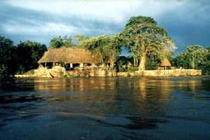 Sand Rivers Selous