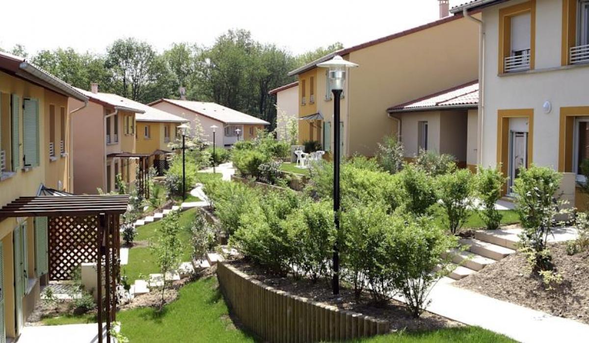 Hotel Garden & City Lyon Lissieu