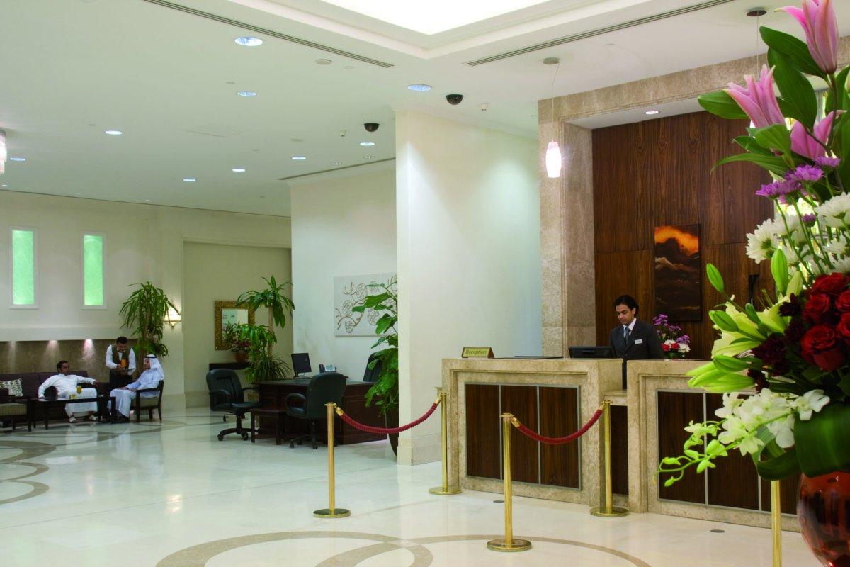 Moevenpick Hotel & Residence Hajar Tower