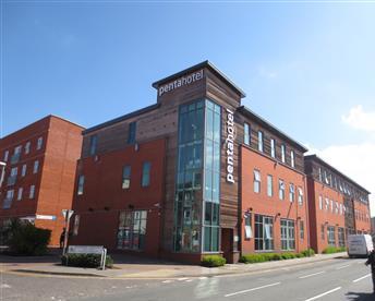 Pentahotel Ipswich