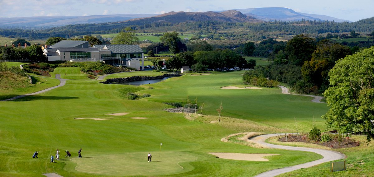Castle Dargan Golf-Hotel-Wellness