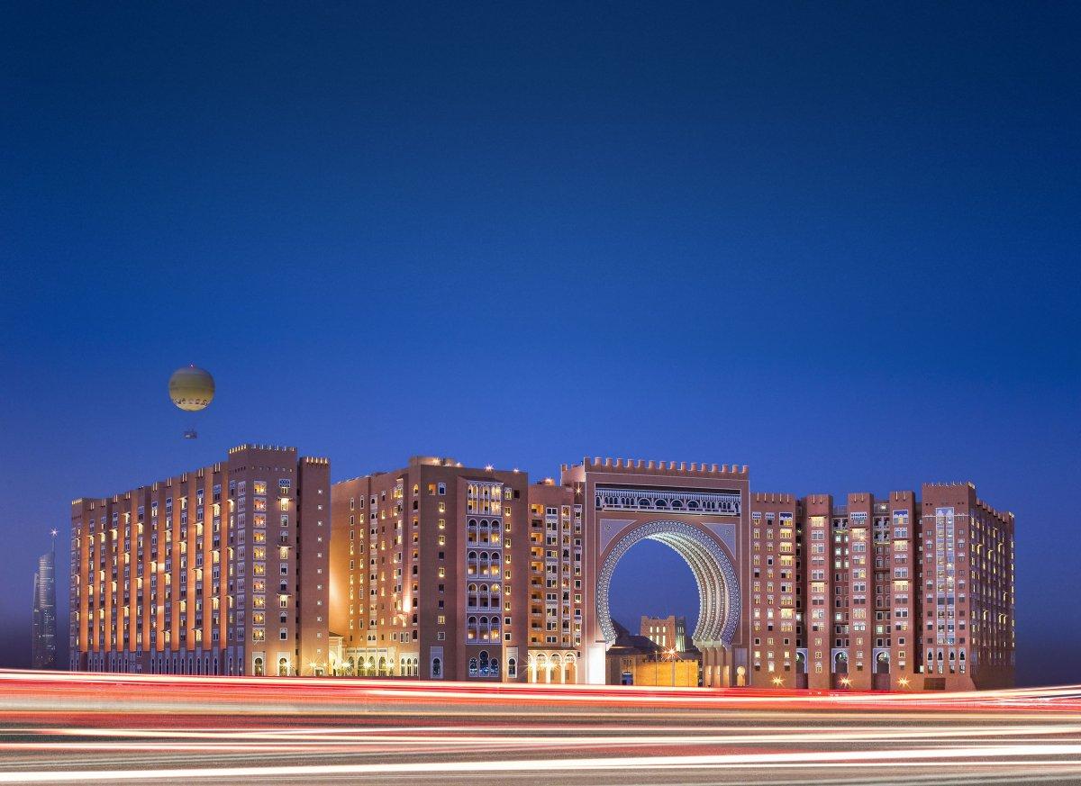 Hotel Ibn Battuta Gate Dubai
