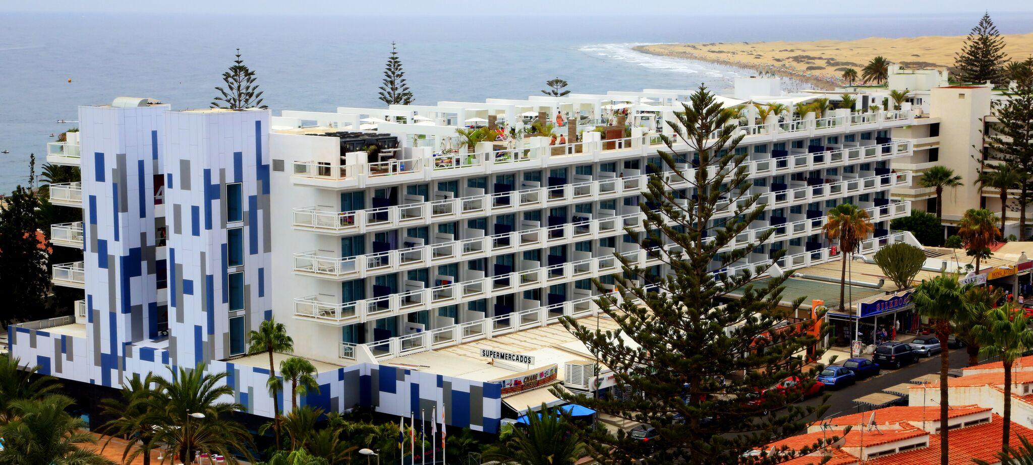 Labranda Marieta Playa Del Ingles Gran Canaria Island Canary