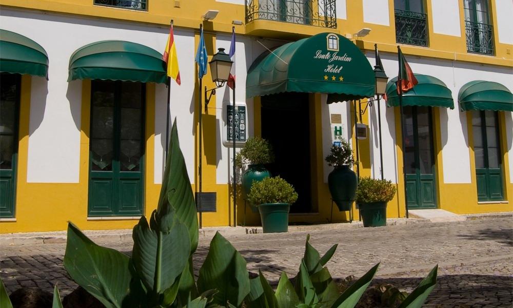 Loule Jardim Hotel-Loule