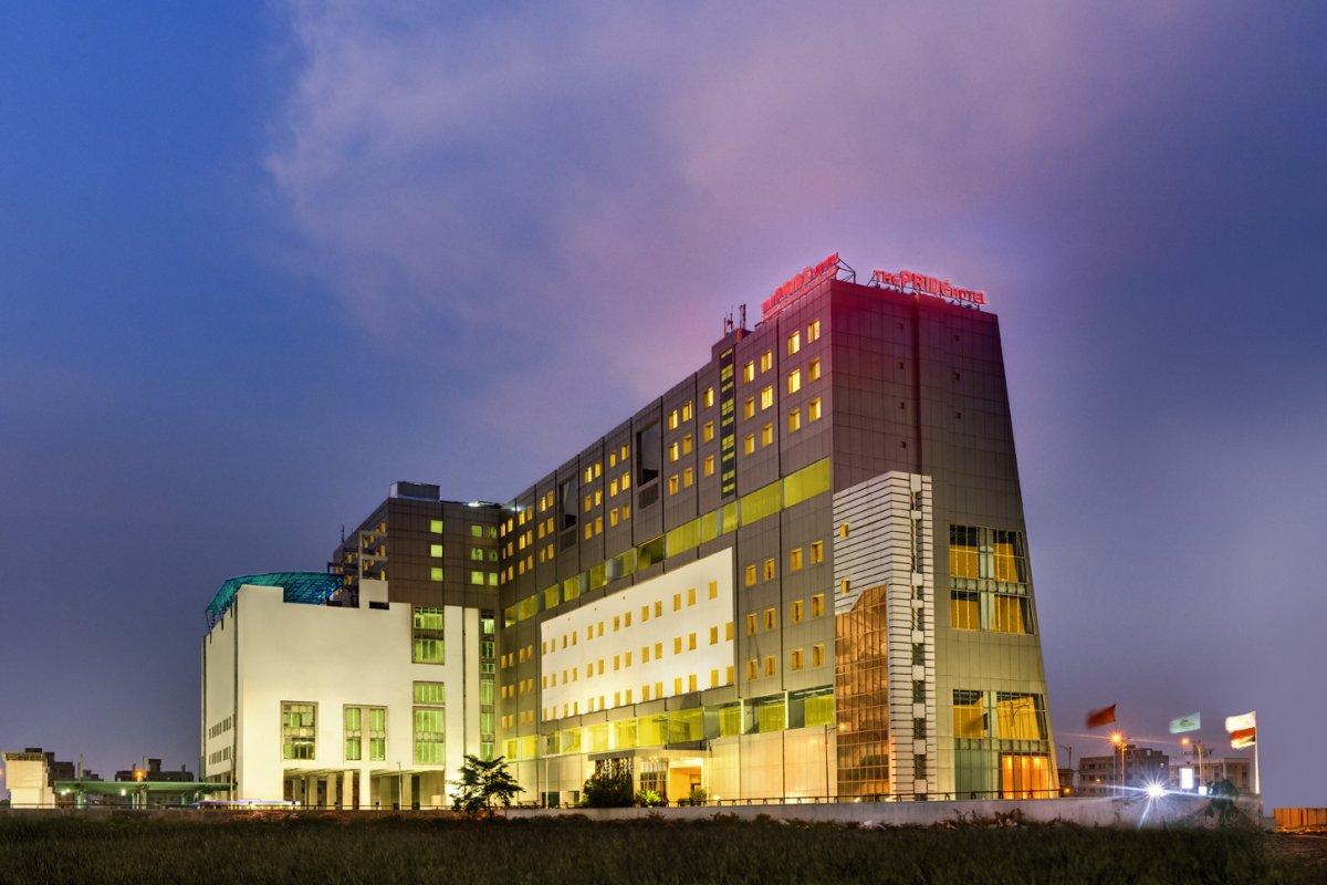 The Pride Plaza Hotel Kolkata