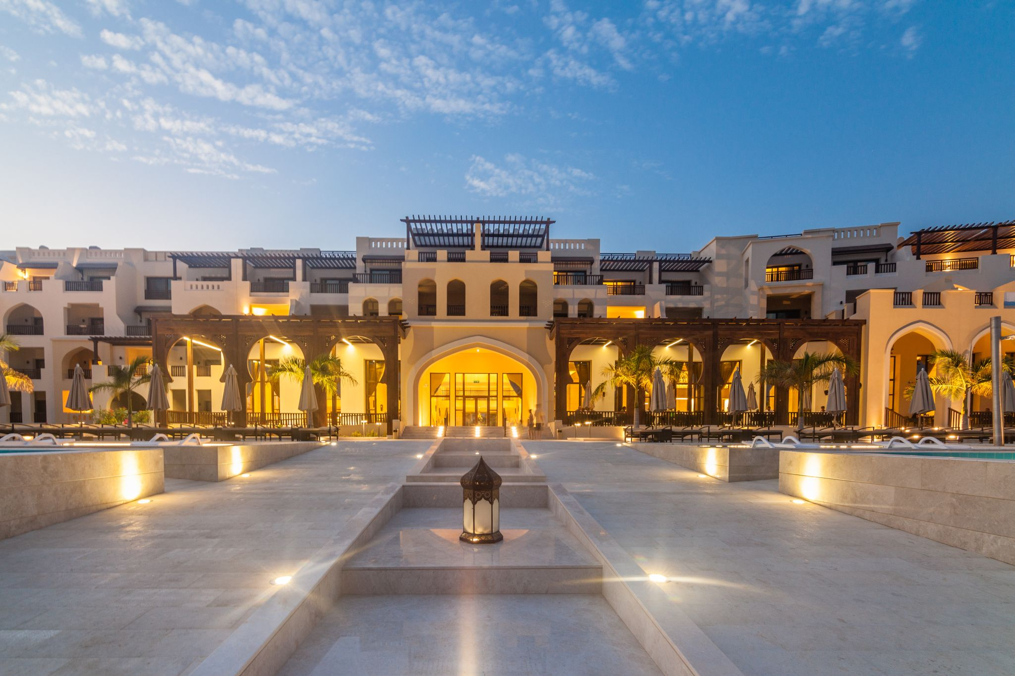 Fanar Hotel Residences First Class Salalah Oman Hotels Gds Reservation Codes Travel Weekly