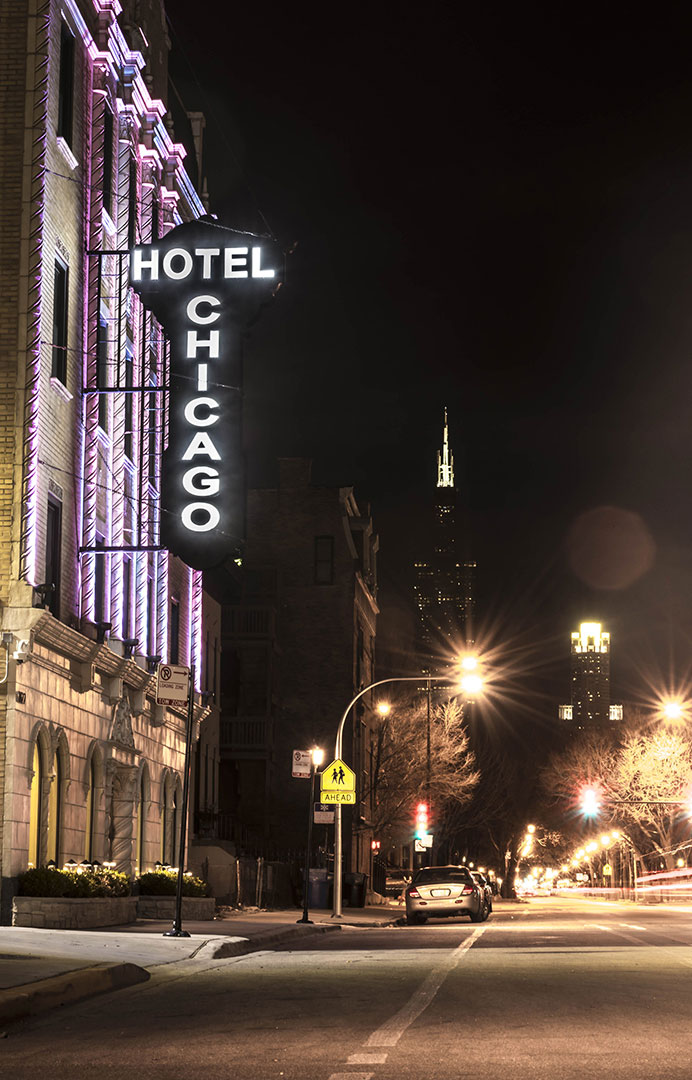Hotel Chicago Illinois Medical District IL Hotels GDS Reservation Codes Travel Weekly