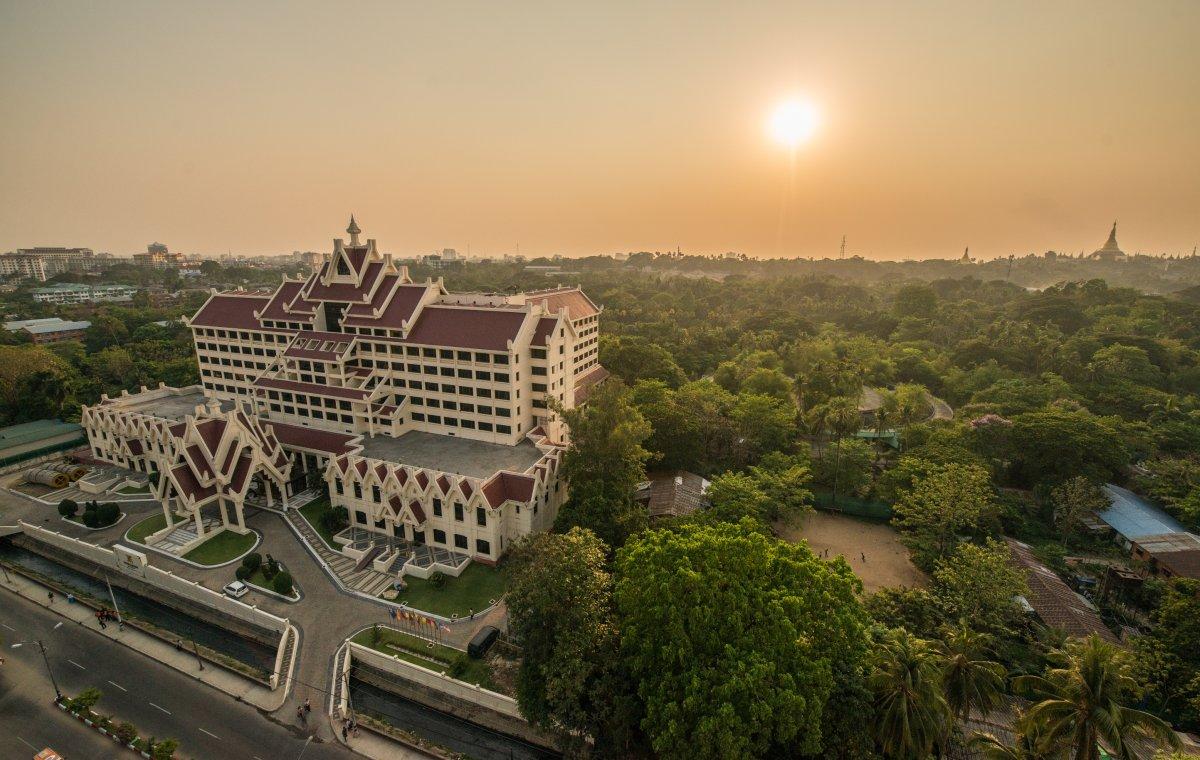 Rose Garden Hotel, Yangon