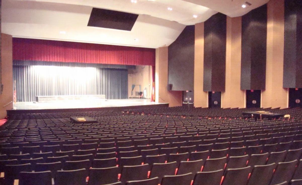 Pine Bluff Convention Center