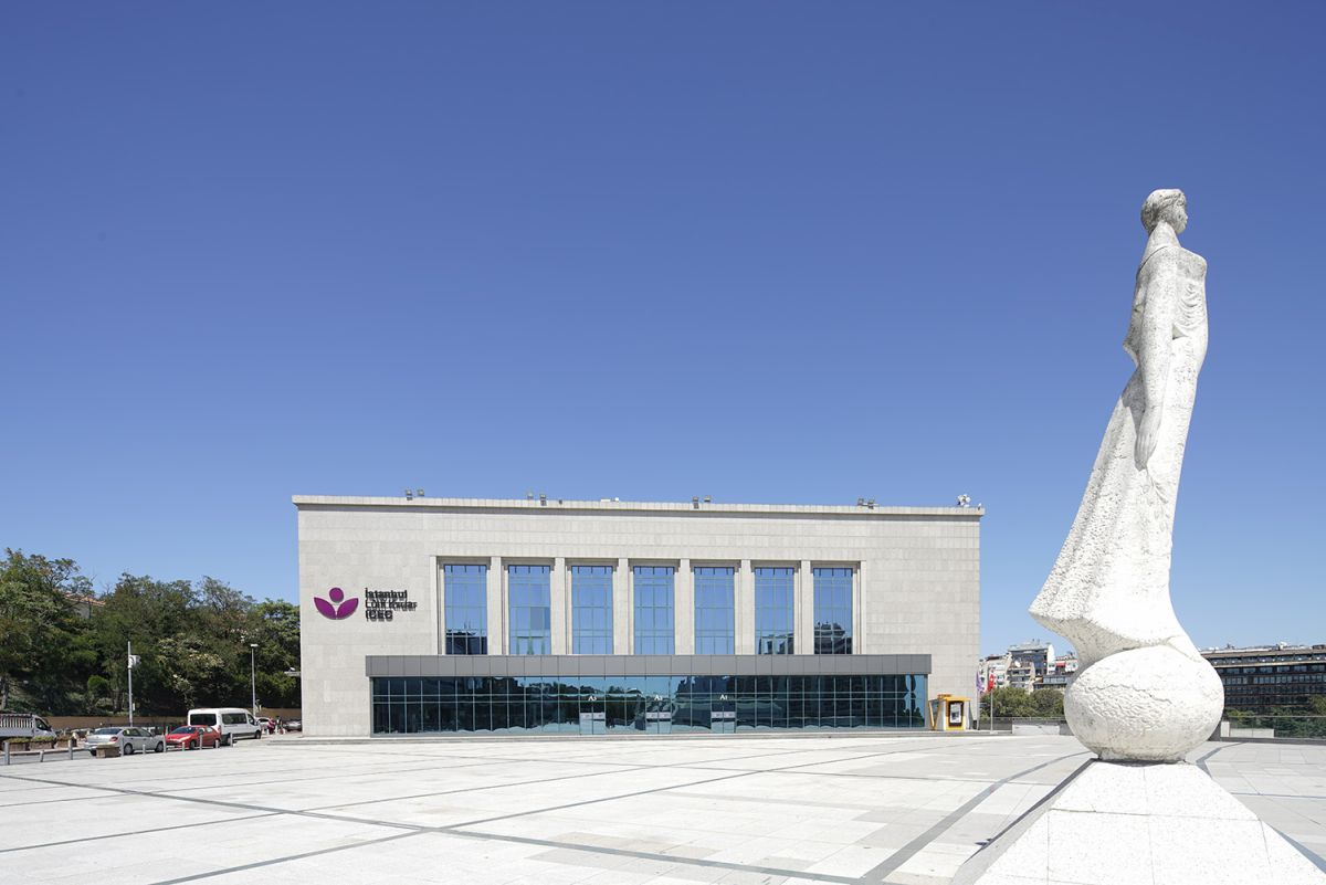 Istanbul Convention & Exhibition Centre (ICEC)