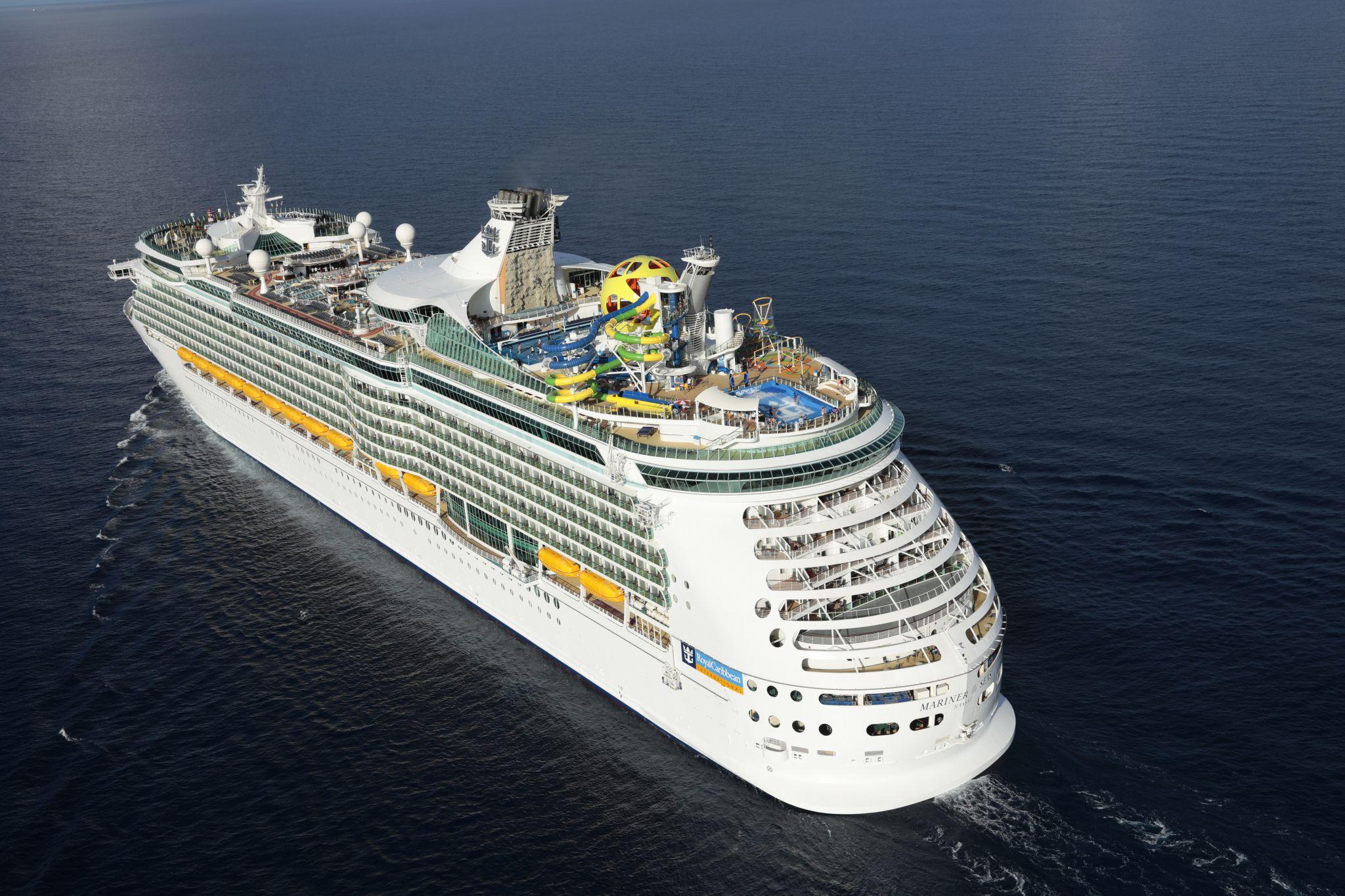 Mariner Of The Seas Ship Stats Information Royal Caribbean International Mariner Of The Seas Cruises Travel Weekly
