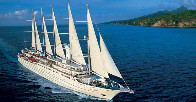 Wind Surf Cruise